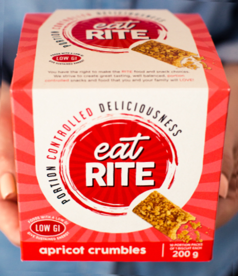 eat rite apricot crumbles