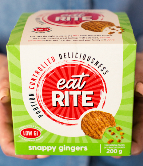 eatrite snappy ginger