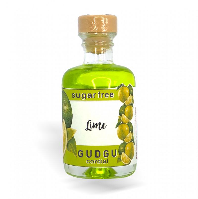 GUDGU Lime Cordial 50ml