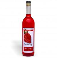 GUDGU Strawberry Cordial 750ml