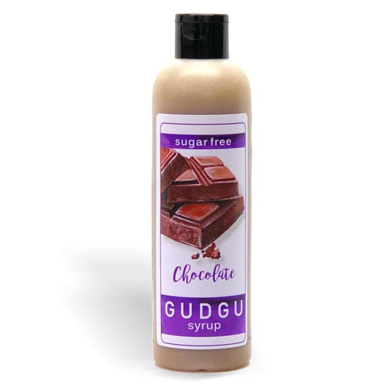 GUDGU Chocolate Syrup 250ml