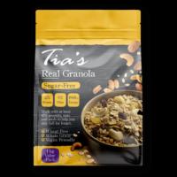 Tia's Real Granola Sugar Free
